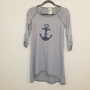 Lily Bleu | Sweatshirt Tunic / Dress